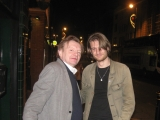 The night I went out drinking with Mark E Smith