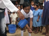 Getting children back to school in Orissa