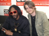 """What's My Name? Chatting to """"Snoop Lion"""" atSziget"""