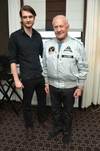 Buzz Aldrin & I