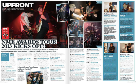 NME Awards Tour