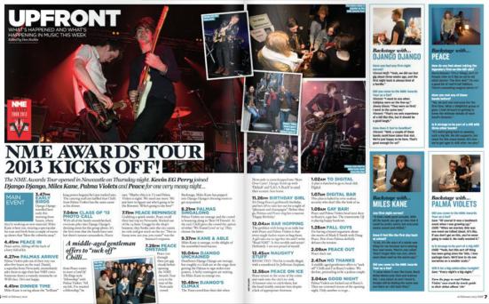 NME Awards Tour
