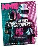 Daft Punk cover feature for NME