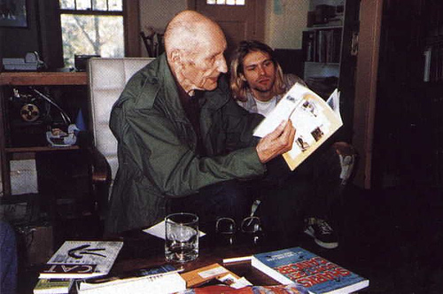 kurt_cobain.visiting.william_burroughs