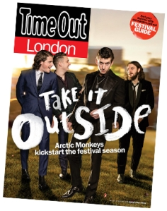 Alex Turner interview for Time Out