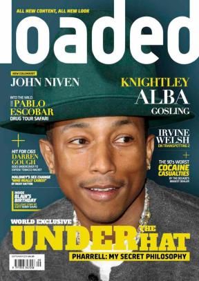 Pharrell // Loaded: https://kevinegperry.com/2014/09/03/under-the-hat-pharrells-secret-philosophy/