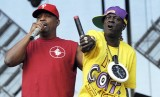 "Public Enemy on being ""the security of the hip-hop party"""