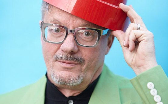 Mark Mothersbaugh (2014) publicity