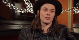 "James Bay: ""I wanna take my music to more people in bigger rooms"""
