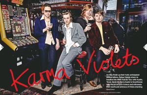 karma-violets