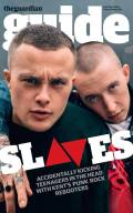 Slaves // Guardian Guide: https://kevinegperry.com/2015/05/23/slaves-meet-the-young-kent-punks-putting-the-party-in-the-political/