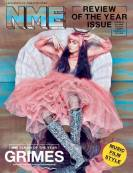 Grimes // NME: https://kevinegperry.com/2015/12/04/grimes-interview-art-angels-nme-cover-feature-2015/