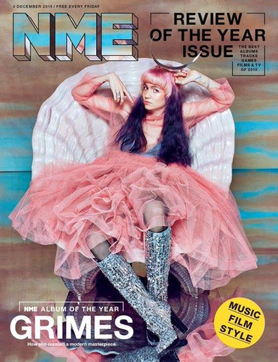 grimes-nme-cover