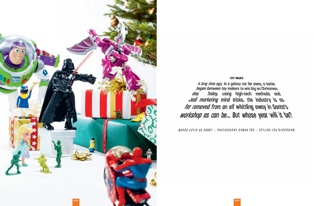 The Battle To Be Top Christmas Toy | The Collected Works of Kevin EG ...