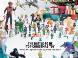 The Battle To Be Top Christmas Toy
