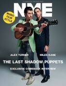 The Last Shadow Puppets // NME: https://kevinegperry.com/2016/01/21/monkeying-around-last-shadow-puppets-nme-cover/