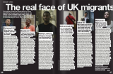 The real face of UK migrants