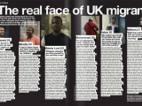 The real face of UKmigrants