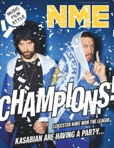 Champions! Leicester have won the league, Kasabian are having a party