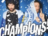 Champions! Leicester have won the league, Kasabian are having aparty