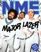 Major Lazer // NME: https://kevinegperry.com/2016/09/01/major-lazer-24-hour-party-people/