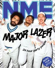Major Lazer // NME: https://kevinegperry.com/2016/09/01/major-lazer-24-hour-party-people/