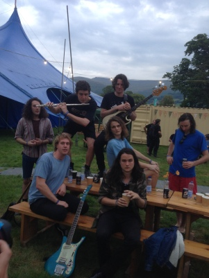 king-gizzard-green-man