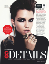 Ruby Rose: Keyed Up