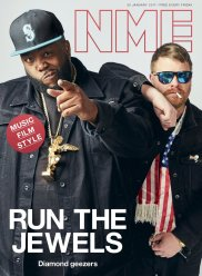 Run The Jewels // NME: https://kevinegperry.com/2017/01/19/diamond-geezers-run-the-jewels-nme/