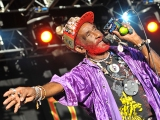 Vampires, magic and Bob Marley: Calling Lee 'Scratch'Perry
