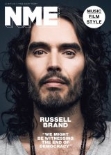"Russell Brand: ""We might be witnessing the end of democracy"""