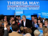 Theresa May's 'strong and stable' catchphrase is just a bad meme