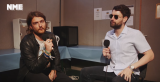 Glastonbury 2017: Backstage with The Courteeners