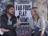 Glastonbury 2017: Backstage with EmilyEavis