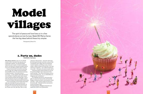 model-villages