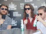 NOS Alive 2017:  Backstage with Blossoms