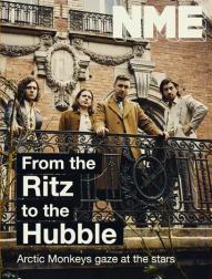 Arctic Monkeys // NME: https://kevinegperry.com/2018/05/11/star-man-alex-turner-arctic-monkeys-nme-interview-2018/