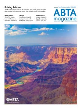 Arizona // ABTA Magazine: https://kevinegperry.com/2018/07/03/raising-arizona/