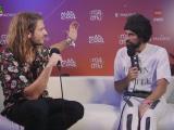 Mad Cool 2018: Kasabian's Serge Pizzorno talks football and festivalheadliners