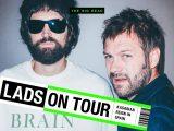 Lads On Tour: Kasabian Reign InSpain