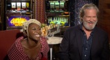 Jeff Bridges & Cynthia Erivo on singing, film noir and Bad Times at the El Royale