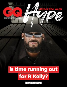 R Kelly // GQ Hype: https://kevinegperry.com/2019/02/04/is-time-running-out-for-r-kelly/