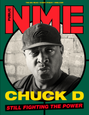Chuck D // NME: https://kevinegperry.com/2019/05/10/chuck-d-still-fighting-the-power/