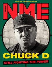 Chuck D // NME: https://kevinegperry.com/2019/05/10/chuck-d-still-fighting-the-power/