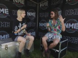 "Glastonbury 2019: MØ on new Spice Girls movie: ""Call me!"""