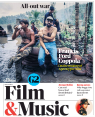 Francis Ford Coppola // Guardian Film & Music: https://kevinegperry.com/2019/08/09/all-out-war-francis-ford-coppola-on-the-making-of-apocalypse-now/