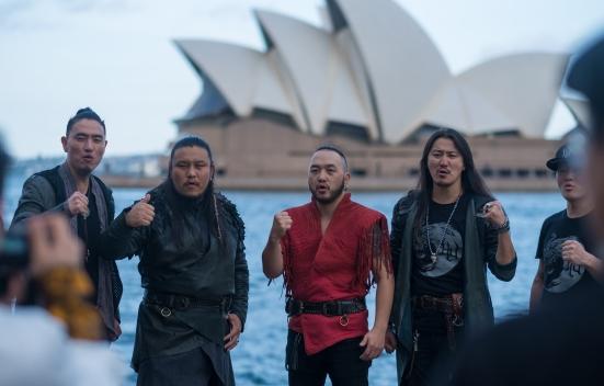 The Hu in Australia