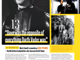 """Mark Hamill: """"Dave was the opposite of everything Darth Vaderwas"""""""